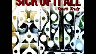 Sick Of It All - Your´s Truly (Full Album)