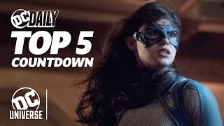 Supergirl's Nicole Maines on Dreamer + New Comics! | TOP 5 HEADLINES