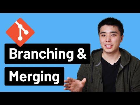 Git Branching and Merging - Detailed Tutorial