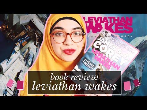Leviathan Wakes by James SA Corey | Book Review