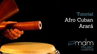 Afro cuban rhythm: Arara Free lesson
