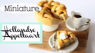 "Gambar cover Hollandse Appeltaart (Dutch Apple Pie - TEGB: ""Around The World"" - Challenge # 2 Netherlands"