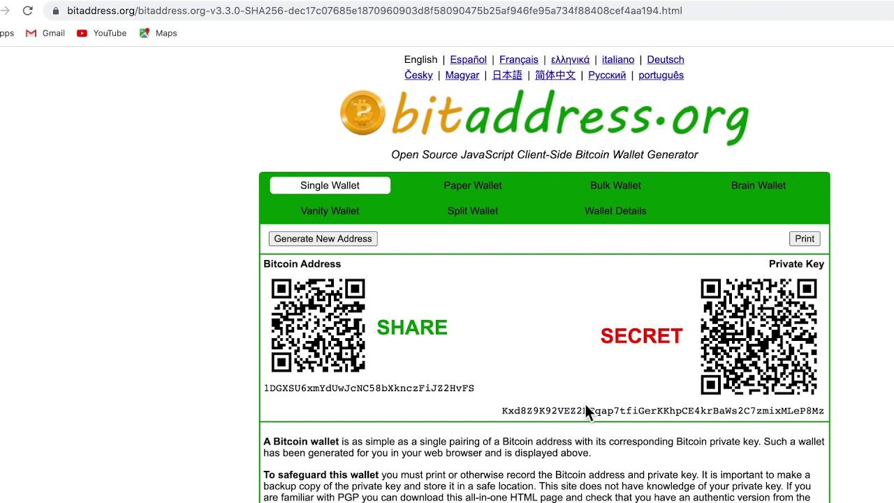 bitcoin italiano