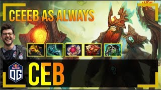 Ceb - Nature's Prophet Offlane | CEEEB as ALWAYS | Dota 2 Pro MMR Gameplay #12