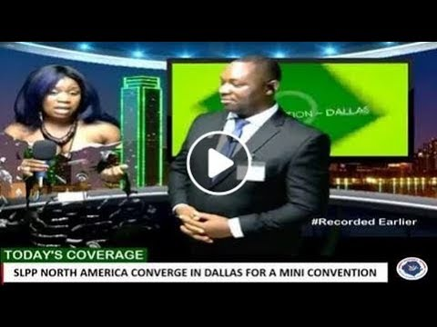 SLPP NORTH AMERICA ANNUAL CONVENTION IN DALLAS, TEXAS