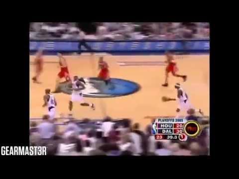 Yao Ming and Tracy McGrady vs Mavericks Full Highlights (2005 WC1R GM7) (2005.05.07)