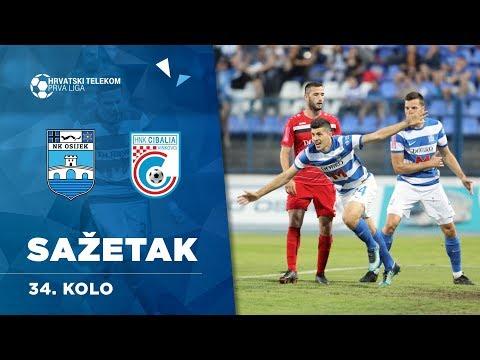 Sažetak: NK Osijek - HNK Cibalia