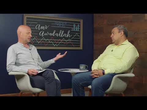 Udacity Talks Episode 11: Amr Awadallah | CTO, Cloudera