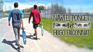 GAME OF OUT  | Hugo Falconnat VS Nawfel Poncet