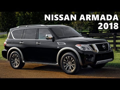 2018 nissan armada. brilliant 2018 2018 nissan armada platinum with intelligent rear view mirror for nissan armada