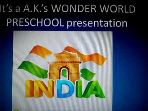 A.K.'s Wonder World preschool. And India song(2)