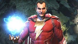 INJUSTICE 2: Abrindo o Multiverso (Adão Rubro Negro) - PS4 / Xbox One gameplay