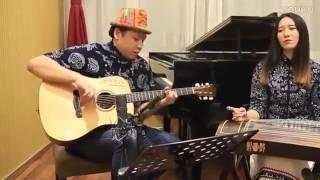 Lạnh Lẽo-Guzheng + Guitar-Thập Lí Đào Hoa-Full clip-