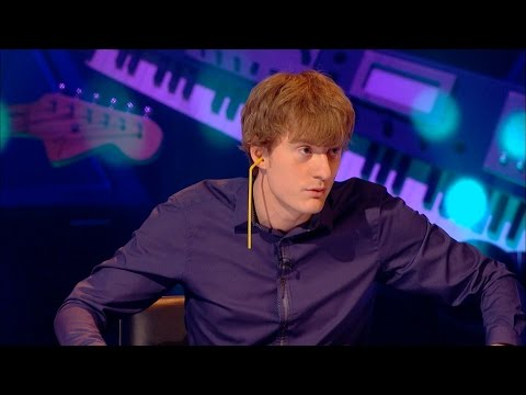 James Acaster's ear sucking ability - Never Mind the Buzzcocks: Series 28 Episode 4 - BBC Two