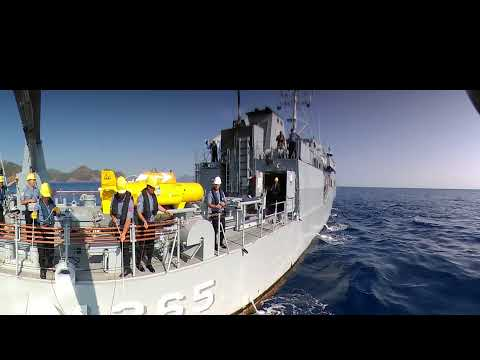 TCG ALANYA Remoted Operational Vehicule launch - 360 VR Video.