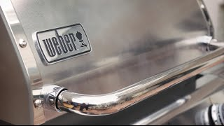 weber grills ignite your passion with the genesis series grillers tv commercials 2016