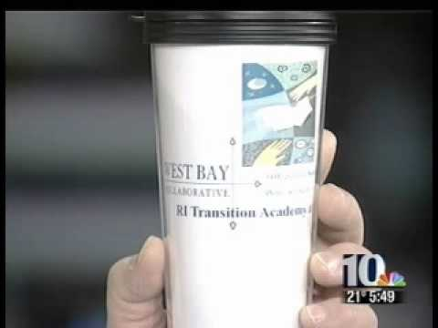 Coffee Cup Salute: RI Transition Academy