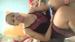 Indian college girl shows her innerwear full exposed