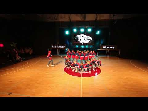 Red Lions | Street Show Big Teams Adults | Lithuanian Cup 2017