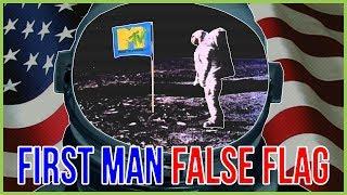 False Flag Reaction to Neil Armstrong, Apollo 11 & First Man on Moon