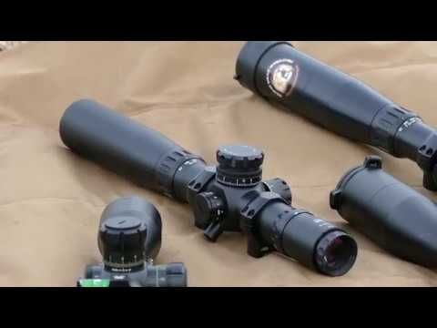 Long Range Scopes - 2017 roundup
