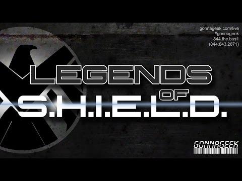 Legends Of S.H.I.E.L.D. #151 ONE SHOT Doctor Strange 2016 Film - A Marvel Fan Podcast