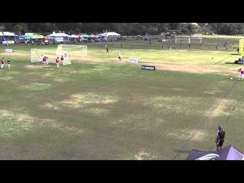 ATLETICO SANTA ROSA ARSENAL vs  INTER FC 98 PREMIER BU17 GOLD SEMIS