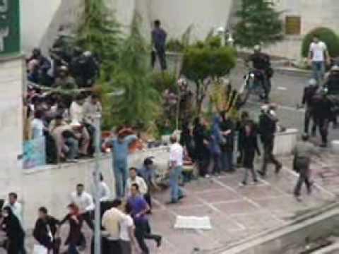 ترانه اي تقديم به تظاهر كنندگان شجاع ايران  آزادي پيروز خواهد شد