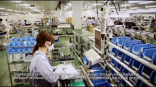 Roland M-5000 Production and Quality Control