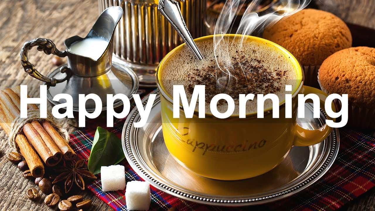 Happy Morning Jazz  - Positive Mood Jazz and Bossa Nova Music Instrumental