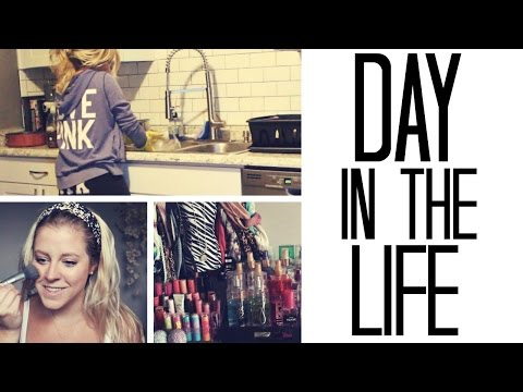 DAY IN THE LIFE & MINI BEAUTY ROOM TOUR !| HALOBEAUTY