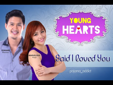 Young Hearts Presents: Said I Loved You EP02