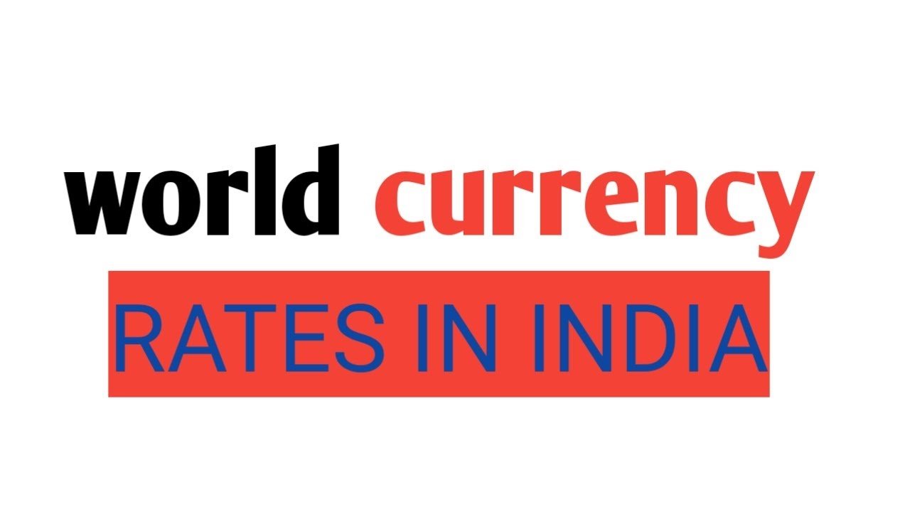 Dollar Rate In India Wednesday 16 April