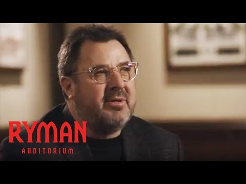 Vince Gill | Backstage at the Ryman Presented by Nissan | Ryman Auditorium