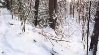 "Mari song ""Lum veleš"" (Snow Is Falling)"