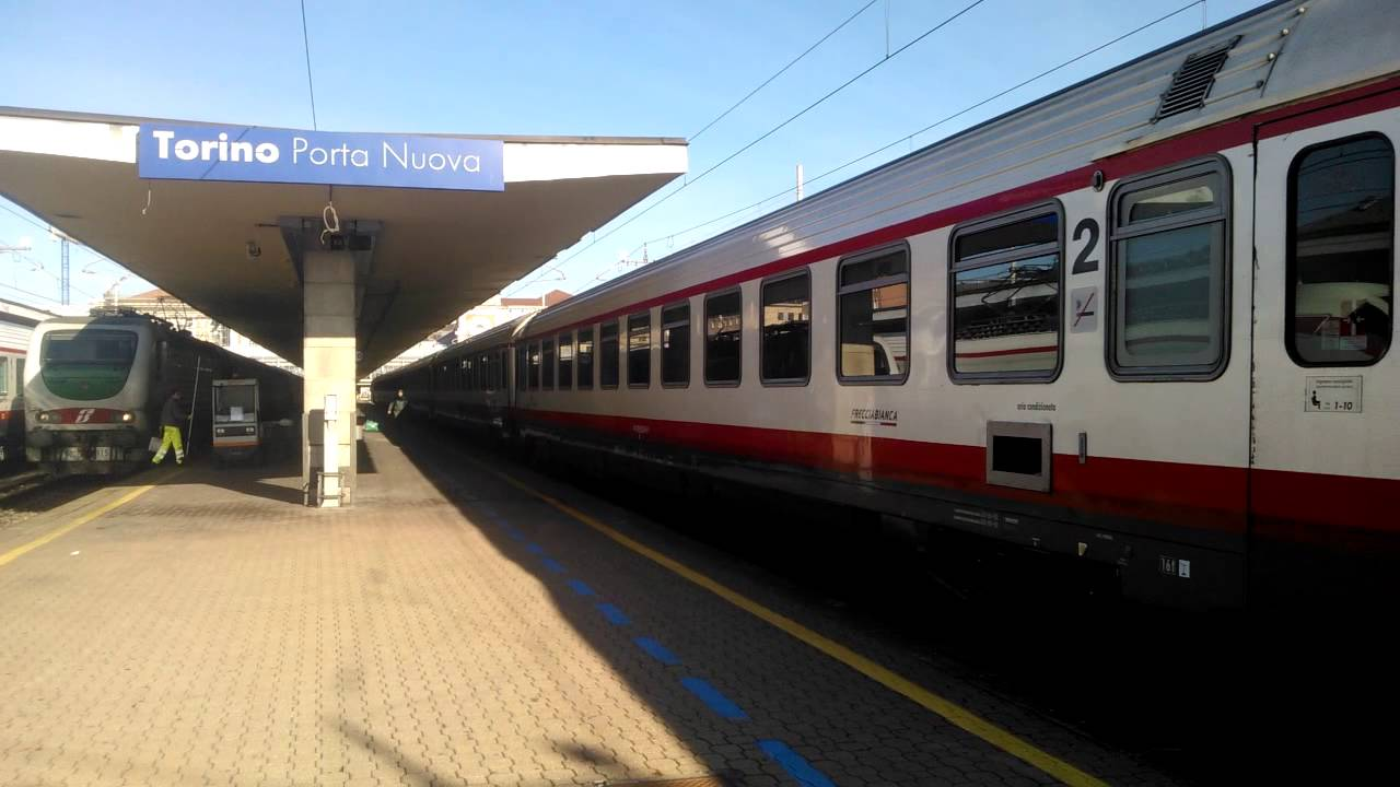 Frecciabianca 9710 youtube - Orari treni milano torino porta nuova ...