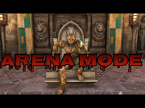 For Honor - Arena Mode Early Access! First Look At The New Mode Part 1!