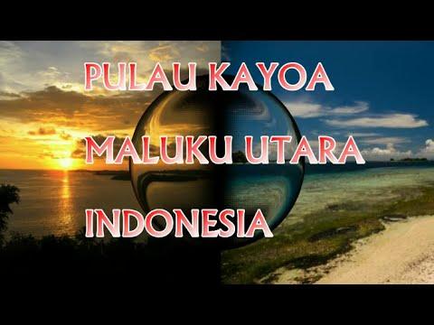 wisata-indonesia-:-pulau-kayoa-maluku-utara-indonesia,-mopon-id