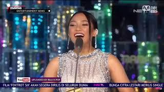 Download Video Marion Jola Tampil dan Menang di Ajang Mama 2018 Korea Selatan MP3 3GP MP4