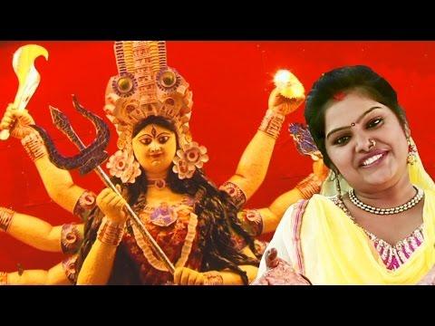 HD Mai Ke Mandiriya - Pushpa Rana - माई के मन्दिरिया  - Latest Bhojpuri Devi Geet 2016