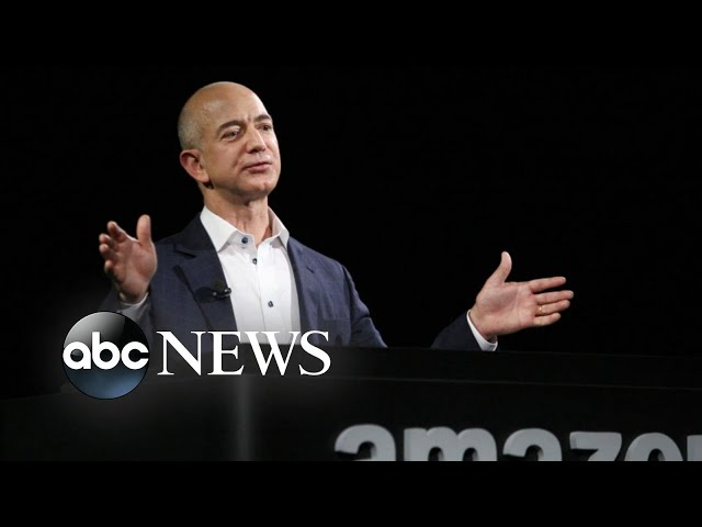 Jeff Bezos steps down as Amazon CEO | WNT