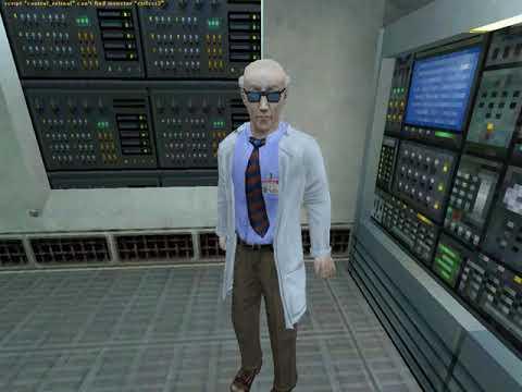 Читы разработчика для Half-Life 1.