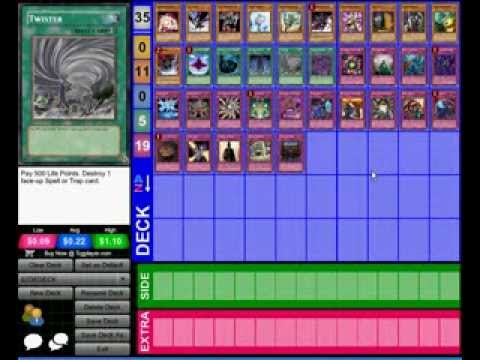 Yugioh side deck cards 2014 youtube for Table 52 cards 2014