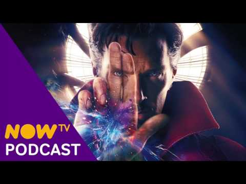 NOW TV Movie Podcast - July | Dr Strange, Han Solo and Lost in Karastan