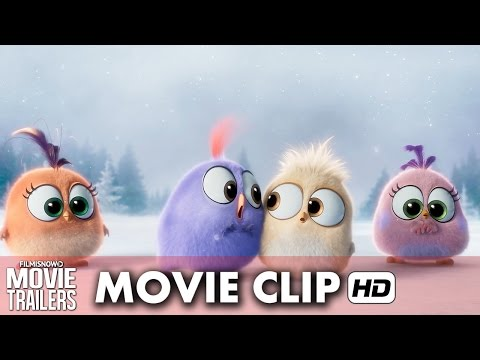 The Angry Birds Movie 'Season's Greetings from the Hatchlings!' [HD]