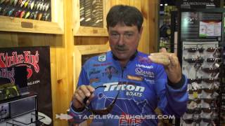 Strike King S11 Sunglasses with Shaw Grisby | ICAST 2014