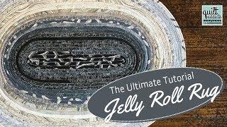 Nihai Jelly Halı Öğretici Roll! RJ Jelly Tasarımlar yapmayı öğrenin-Rulo Halı