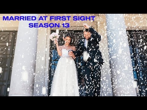 SPOILER ALERT - Married At First Sight Season 13 New Cast