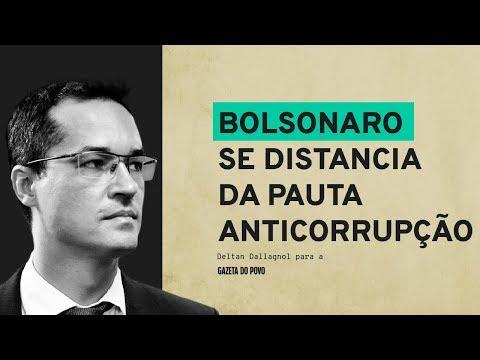 Deltan Dallagnol critica Jair Bolsonaro e cobra coerência