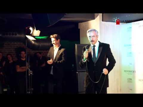 Premios Yago: Imanol Arias y Javier Ruiz Caldera